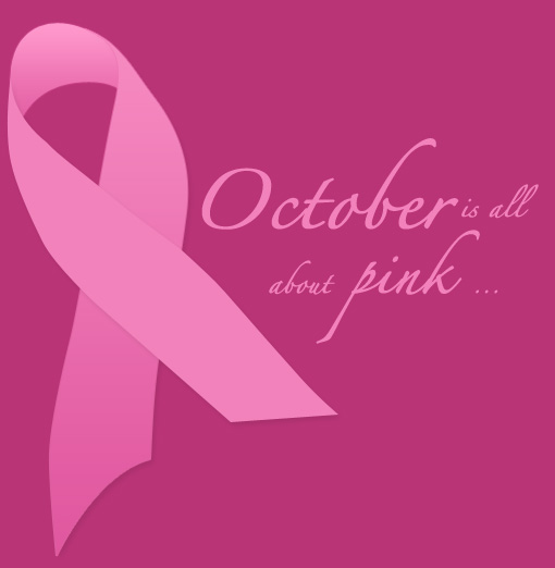 WHC Team Supporting Breast Cancer Awareness